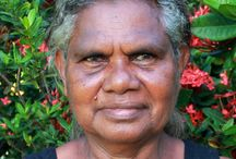 Portraits of Aboriginal Artists / Portraits of Australian Aboriginal Artists