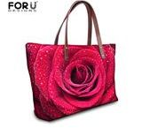 Floral Printed Hand Bags / Stand out in the crowd with these Stunning Floral Printed bags. http://tinyurl.com/vte7nk4