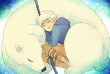 jack frost / best cartoon crush ever
