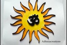 Quilled Frames / Best to decorate your house with handmade frames
