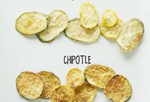 Dehydrated chips&co