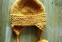 touca de trico