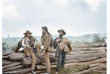 Civil War History / by Betsy Davis