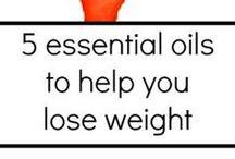 weight loss oils