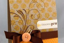 Cards - Thank You / by Missy Campbell Design