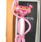 pink panther birthday