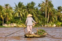 21 reasons to fall in love with Vietnam / Vietnam should be on the top of everyone's travel list. It's that simple. With its dramatic landscapes, fascinating history, epic food and pulsating energy, Vietnam will electrify.