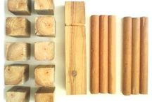 Hobby: Wood Crafts / Crafts with wood / by yaga