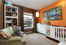 Kids' Rooms / Imaginative and bright spaces for kids. / by Redfin
