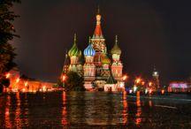 Ciudades Imperiales / Descubre las Ciudades Imperiales de Moscú y San Petersburgo en un viaje apasionante.