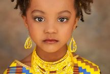 AFRICAN FACES /  Photos that show African culture
