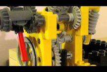 Lego tecnico / Studiare la tecnologia con i mattoncini Lego
