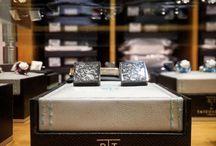 Tateossian / Luxury Cuffinks and Tie Clips
