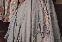 Shabby shock dresses / Inspiration