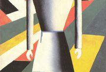 Painting. Kazimir Malevich