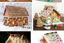Casas de galletas