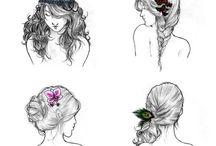 Hairdos / by Emily O'Chiu