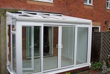 Rear extension/conservatory