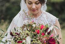 Alison Brewer Brunette Bridal Hair
