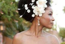 wedding hair / by tari Chabz