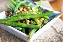 Recipes- Veggies / by Katie