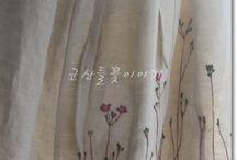 Японская вышивка