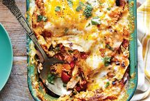 EATS Potluck Dishes