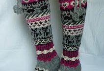 Pitkät sukat