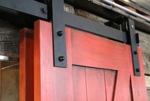 Rustica Barn Doors - So Cool! / by ECustomFinishes
