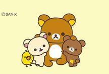 Rilakkuma bear