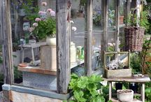garden shed / outbuilding