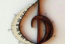 Music centerpieces