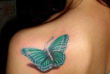 Tattoos / by Stephanie Williamson