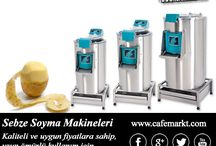 Sebze Soyma Makineleri