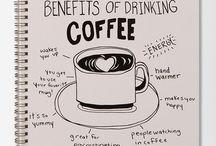 Coffee + Tea / by Ashley Ford