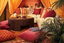 morrocan room decor