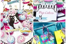Parties for Girls / Birthday party inspiration for Girls  / by Renee Finn @ La Belle Boutique Rose