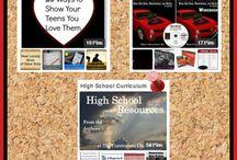 Homeschool High School Resources / Homeschooling High School resources