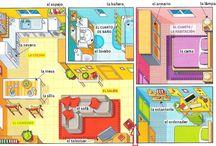 Casa / Materiały do lekcji o domu