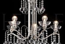 lighting - chandeliers