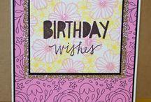 Lovely Birthday B1462