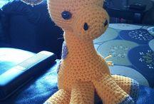 Brooke's crochet animals / crochet animals to make