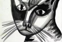 Cat Art / by Modern Cat