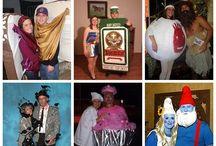 Halloween Costume ideas / by June Humenik