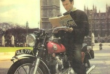 Clint Eastwood Norton/Triumph