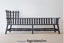 Furniture of Fogo Island Inn / Furniture of Fogo Island Inn
