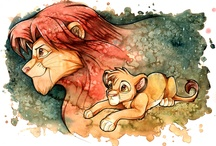 ✧ DISNEY - The Lion King ✧