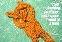 Useful crochet patterns