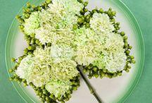 St. Pat's Day Food and Fun! / Celebrate Saint Patrick's Day! Ideas for the young and young at heart. / by Conni Wrightsman