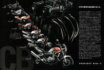 Honda Superfour